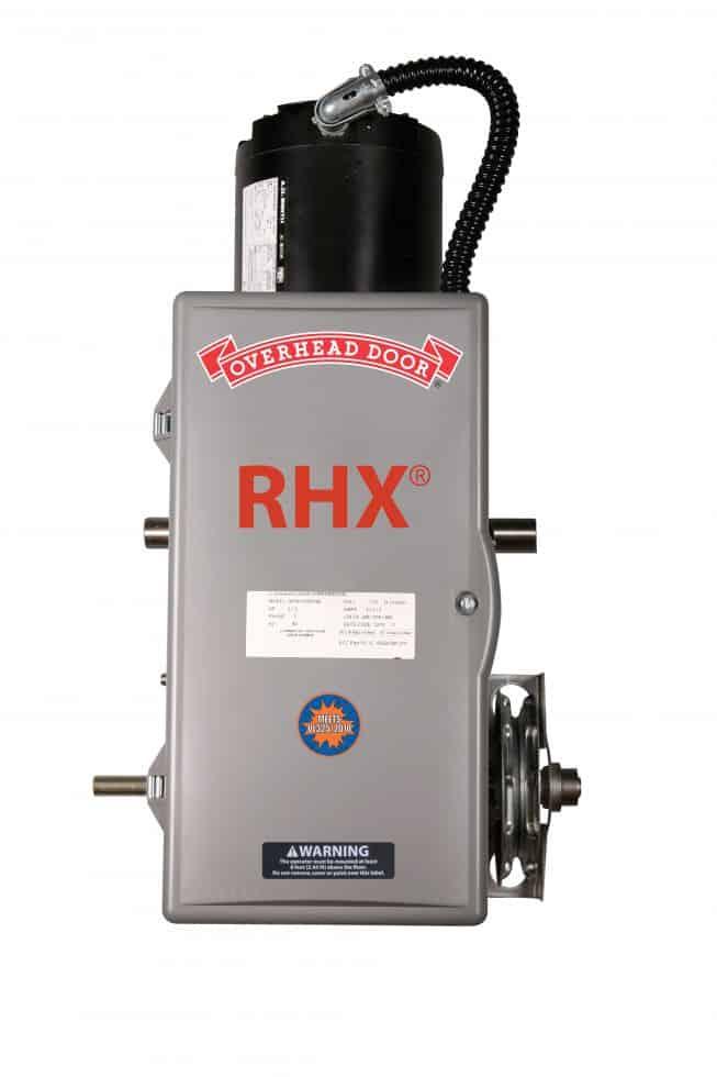 Rhx Heavy Duty Commercial Operator Overhead Door Company