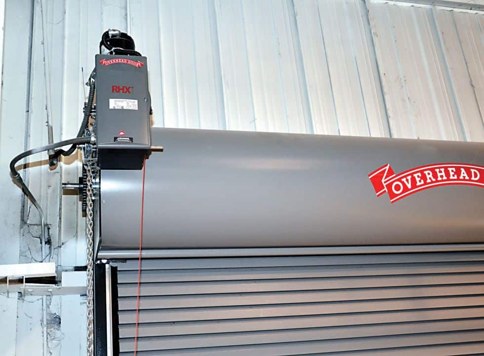 Rhx heavy duty commercial operator overhead door company for Selecting a garage door opener