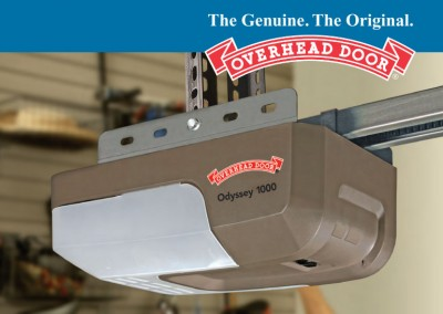 Odyssey 1000 3/4HPc Belt Drive Garage Door Opener