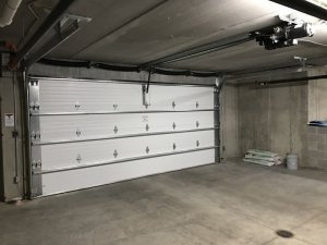 592 07C 16 X 7 4 Thermaocore Series 592 Kynar Beige (Parking Garage Door)  High Cycle Package