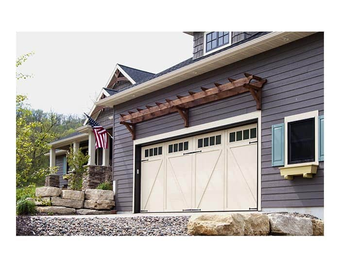 sc 1 st  La Crosse Overhead Door Company & Courtyard Collection Series 160 garage doors - Overhead Door Company