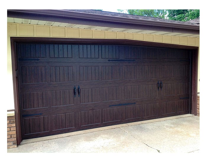 Thermacore Premium Insulated Series 190 490 Garage Doors