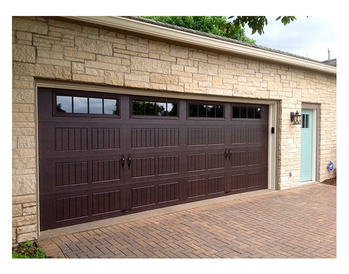 Beautiful Thermacore® Premium Insulated Series 190 490 Garage Doors