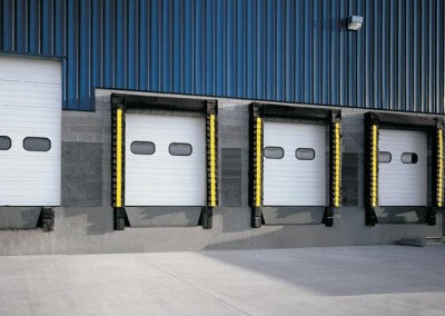 Thermacore® Series 591 & 592 Shallow Ribbed Doors