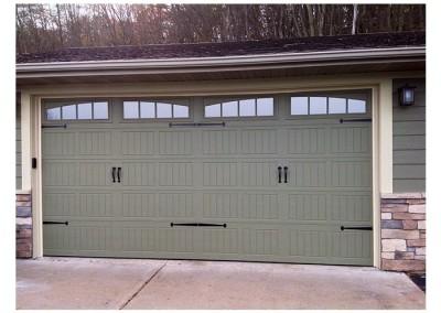 Thermacore premium insulated series 190 490 garage doors for 11 x 7 garage door