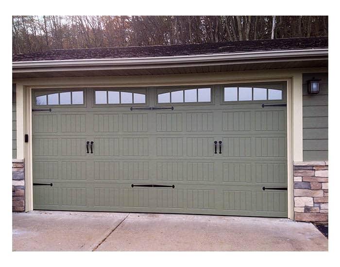 Overhead door lacrosse thermacore 11 overhead door company for 11 x 7 garage door