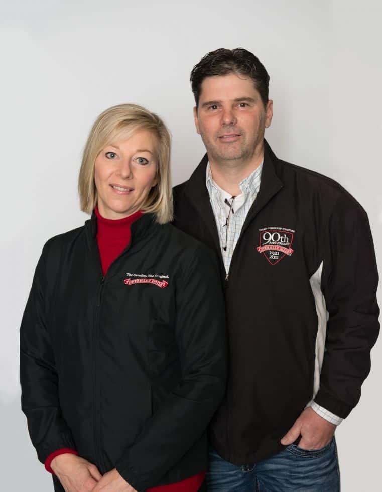 Peter & Kathy Schank