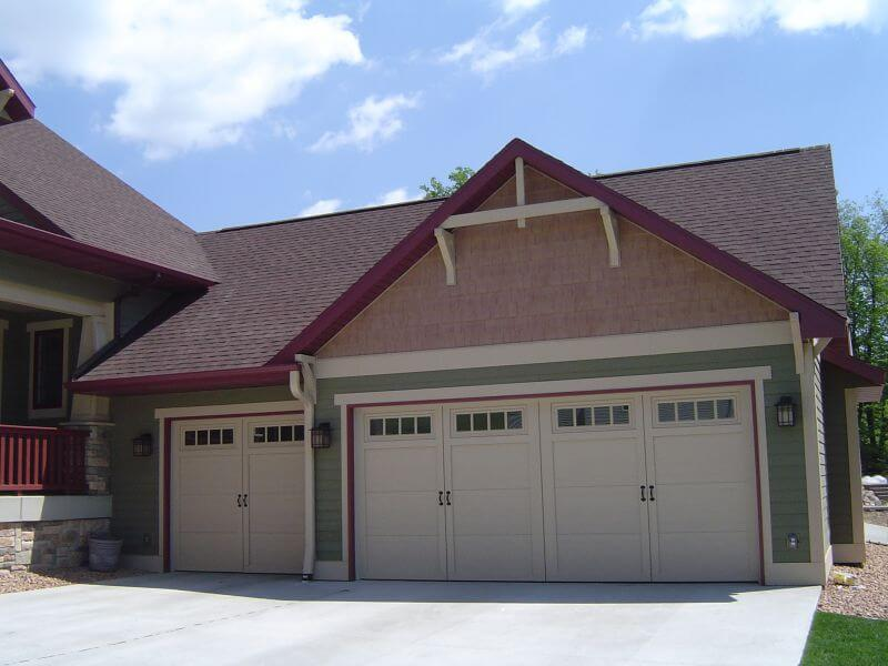 Courtyard Collection Series 160 Garage Doors Overhead Door Company