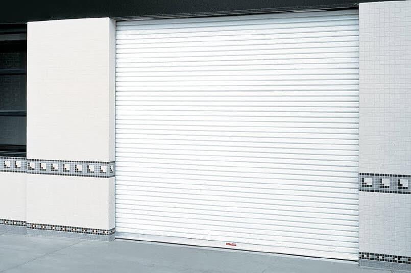 Beautiful Coil Away™ Model 600 . This Rolling Steel Service Door ...