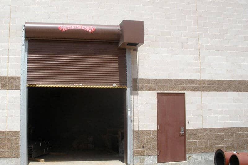 Captivating Rolling Steel Service Doors 610