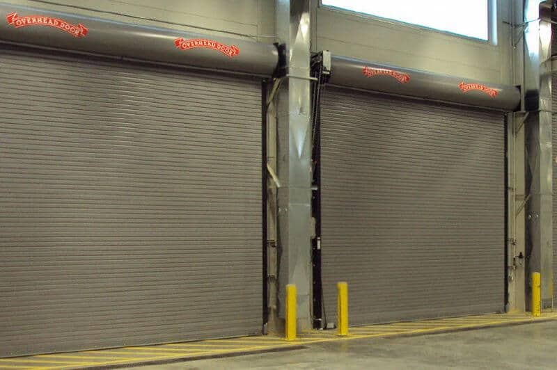 Rolling Service Door : Rolling steel service doors overhead door company