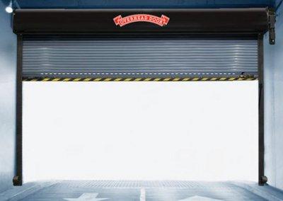 Advanced Rolling Steel Service Doors 621
