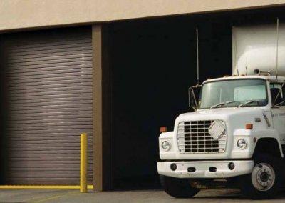 Advanced Rolling Steel Service Doors 626