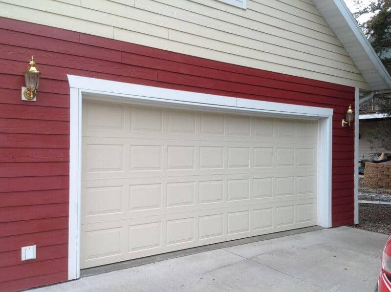 Thermacore premium insulated series 190 490 garage doors for 16 garage door