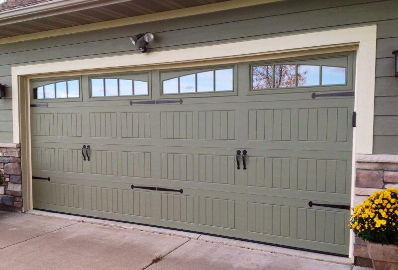Thermacore® Premium Insulated Series 190-490 garage doors - Overhead ...