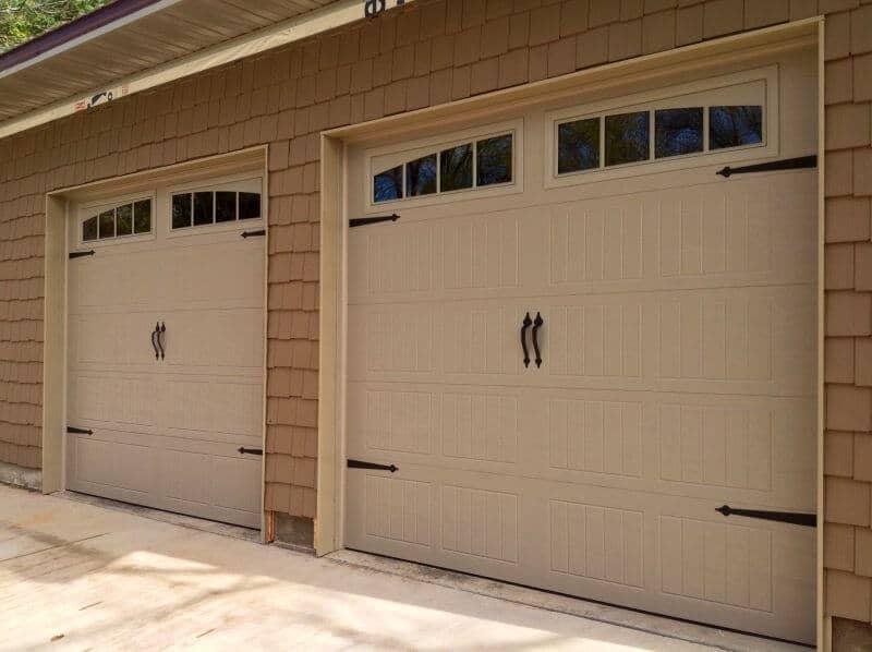 9 x 8 garage doorThermacore Premium Insulated Series 190490 garage doors