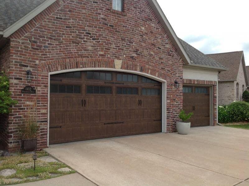 Thermacore premium insulated series 190 490 garage doors for 16 x 8 garage door