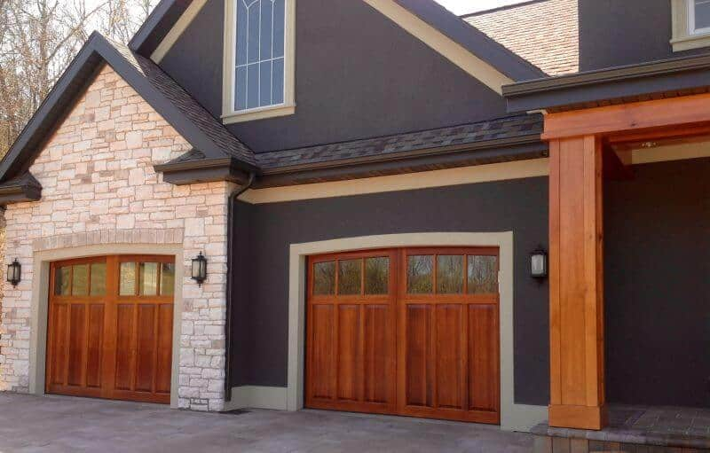 580-01RA1 9 x 7 Signature Wood Carriage House Doors & Signature Carriage Collection Garage Doors - Overhead Door Company