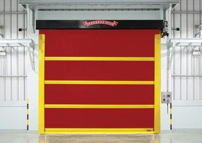 High Speed Interior Fabric Door – 992