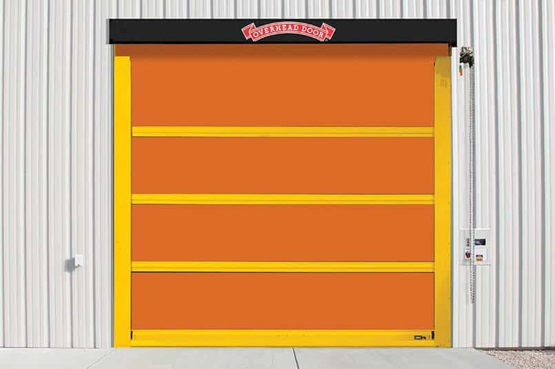High Speed Exterior Fabric Door – 993