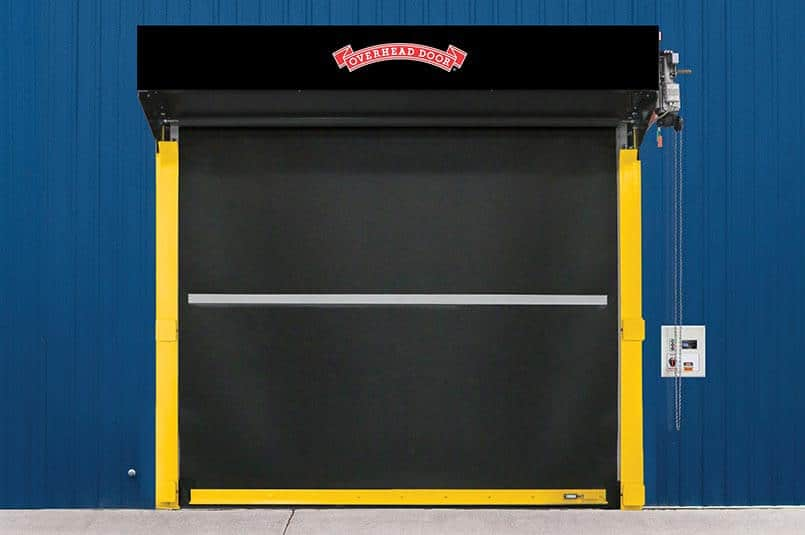High Speed Exterior Rubber Door – 995