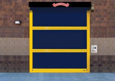 High Speed Heavy Duty Exterior Fabric Door – 994