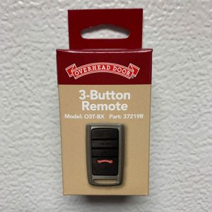 3 BUTTON REMOTE from Overhead Door Company of the 7 Rivers Region